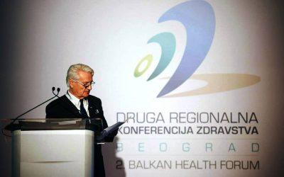 """Koja reč o """"Drugoj regionalnoj konferenciji zdravstva"""""""