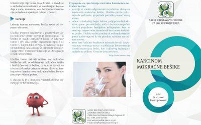 Dr sci. med. Dimitrije Jeremić – KARCINOM MOKRAĆNE BEŠIKE